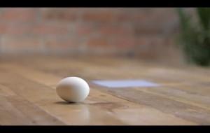 Prosty przepis na gorące jajko przy niebieskim kwadracie!